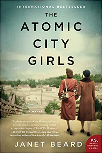 Janet Beard - The Atomic City Girls Audio Book Free