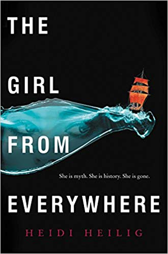 Heidi Heilig – The Girl from Everywhere Audiobook