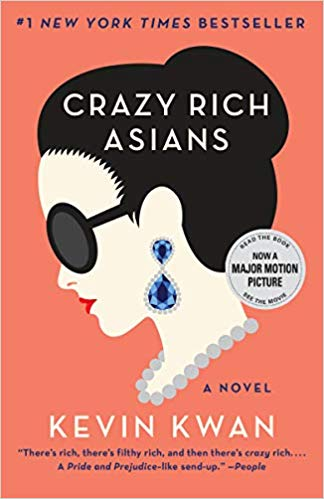 Kevin Kwan – Crazy Rich Asians Audiobook