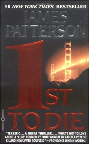James Patterson – 1st to Die Audiobook