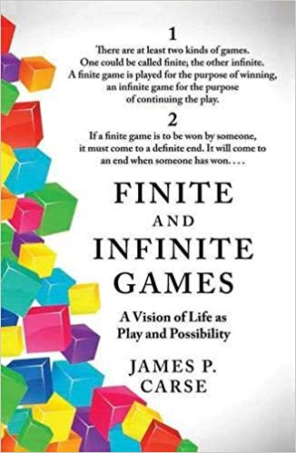 James Carse – Finite and Infinite Games Audiobook