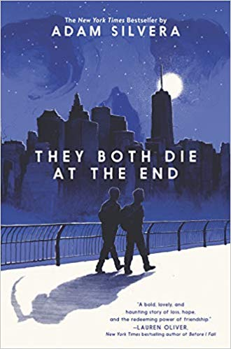 Adam Silvera – They Both Die at the End Audiobook