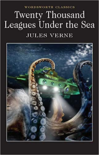 Jules Verne - 20,000 Leagues Under the Sea Audio Book Free