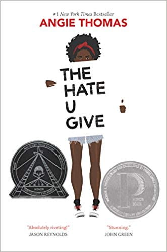 Angie Thomas – The Hate U Give Audiobook