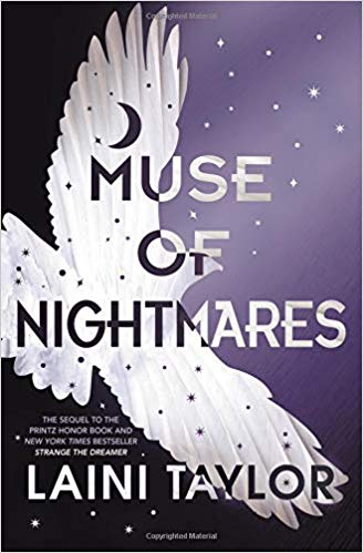 Laini Taylor – Muse of Nightmares Audiobook