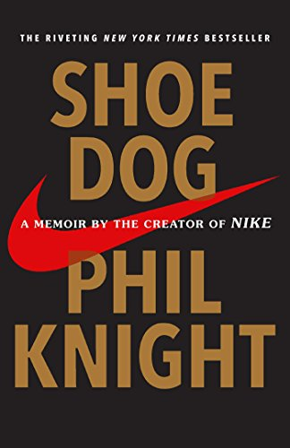 Phil Knight – Shoe Dog Audiobook