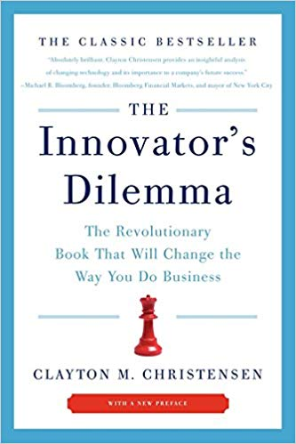 Clayton M. Christensen – The Innovator's Dilemma Audiobook