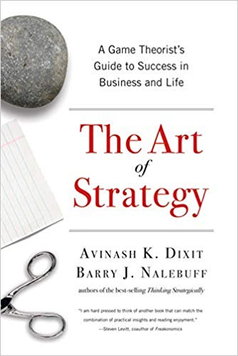Avinash K. Dixit – The Art of Strategy Audiobook