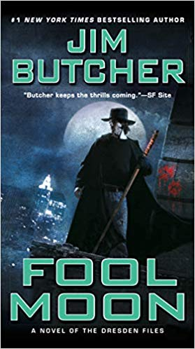 Jim Butcher – Fool Moon Audiobook