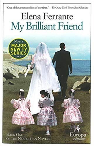 Elena Ferrante – My Brilliant Friend Audiobook