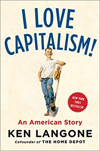 Ken Langone – I Love Capitalism! Audiobook