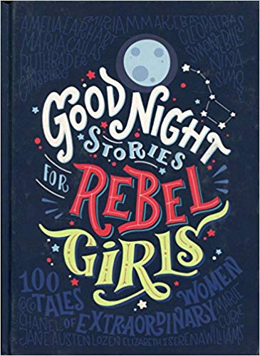 Francesca Cavallo – Good Night Stories for Rebel Girls Audiobook