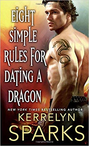 Kerrelyn Sparks – Eight Simple Rules for Dating a Dragon Audiobook