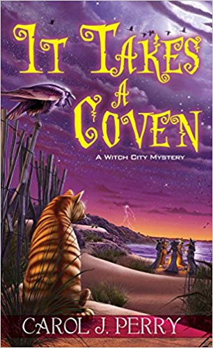 Carol J. Perry – It Takes a Coven Audiobook