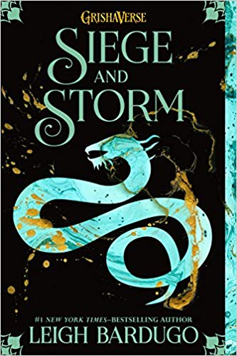 Leigh Bardugo – Siege and Storm Audiobook