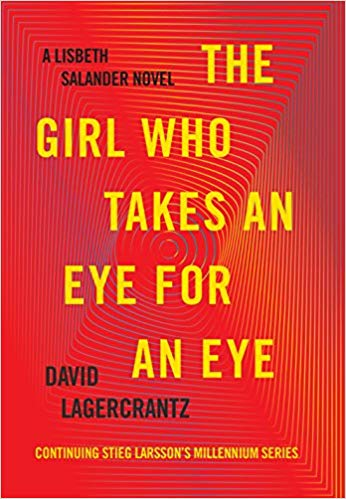 David Lagercrantz - The Girl Who Takes an Eye for an Eye Audio Book Free