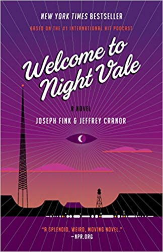 Joseph Fink – Welcome to Night Vale Audiobook