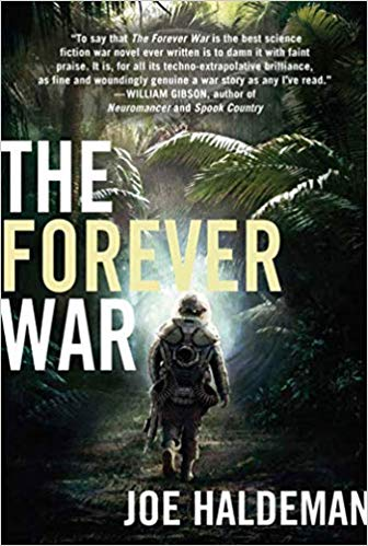 Joe Haldeman – The Forever War Audiobook