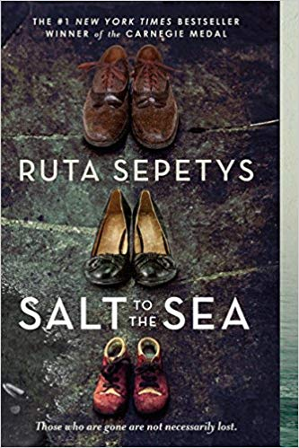 Ruta Sepetys – Salt to the Sea Audiobook