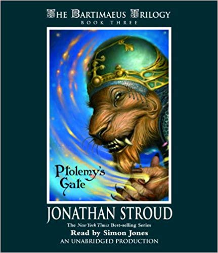 Jonathan Stroud – Ptolemy's Gate Audiobook