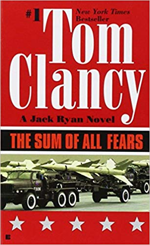 Tom Clancy – The Sum of All Fears Audiobook