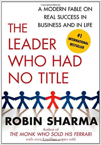 Robin Sharma – The Leader Who Had No Title Audiobook