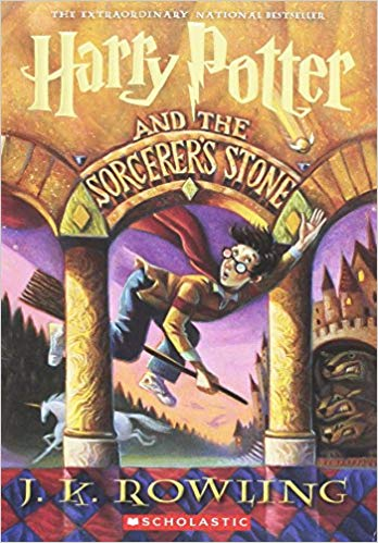 J.K. Rowling – Harry Potter and the Sorcerer's Stone Audiobook