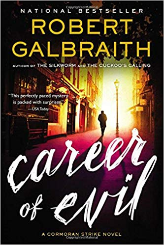 Robert Galbraith – Career of Evil Audiobook
