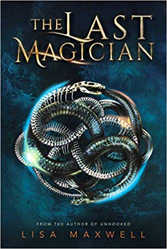 Lisa Maxwell – The Last Magician Audiobook