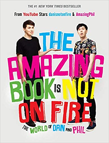 Dan Howell – The Amazing Book Is Not on Fire Audiobook