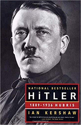 Ian Kershaw - Hitler 1889-1936 Hubris Audio Book Free