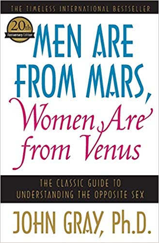 John Gray – Men Are from Mars, Women Are from Venus Audiobook
