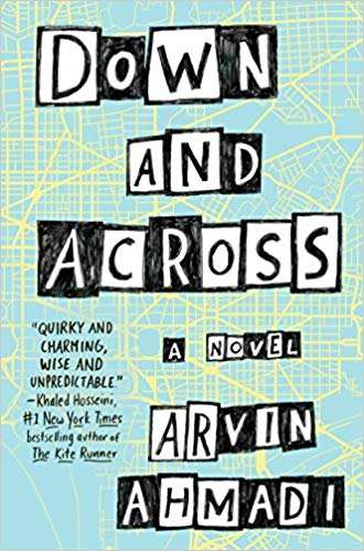 Arvin Ahmadi – Down and Across Audiobook