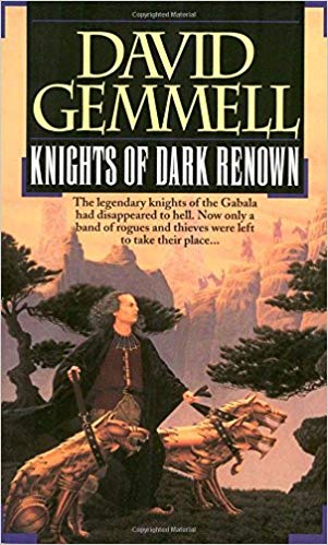David Gemmell – Knights of Dark Renown Audiobook