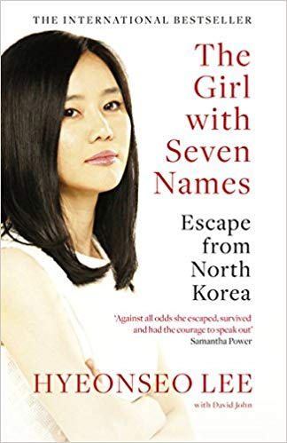 Hyeonseo Lee – The Girl with Seven Names Audiobook