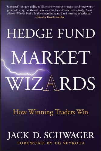 Jack D. Schwager – Hedge Fund Market Wizards Audiobook