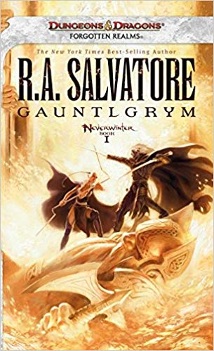 R.A. Salvatore – Gauntlgrym Audiobook
