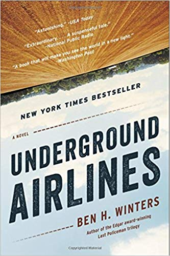 Ben Winters – Underground Airlines Audiobook