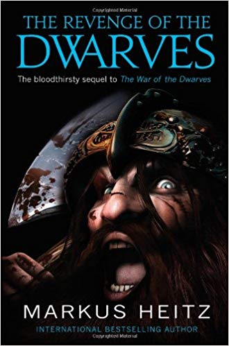 Markus Heitz – The Revenge of the Dwarves Audiobook