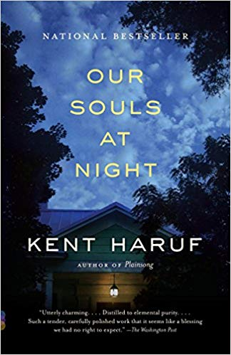 Kent Haruf – Our Souls at Night Audiobook
