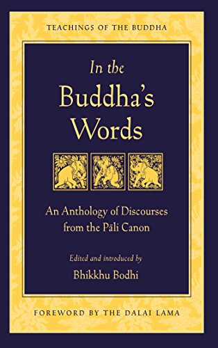 The Dalai Lama – In the Buddha's Words Audiobook