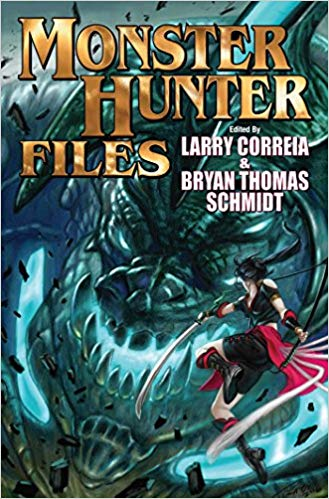 Larry Correia – The Monster Hunter Files Audiobook