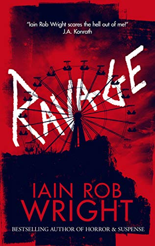 Iain Rob Wright – Ravage Audiobook