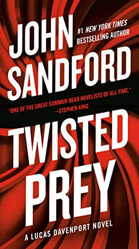 John Sandford – Twisted Prey Audiobook