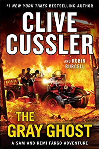 Clive Cussler – The Gray Ghost Audiobook
