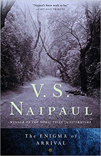 V. S. Naipaul – The Enigma of Arrival Audiobook