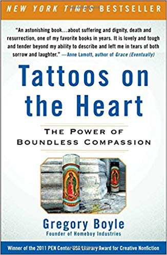 Gregory Boyle – Tattoos on the Heart Audiobook