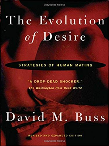 David M. Buss – The Evolution Of Desire Audiobook