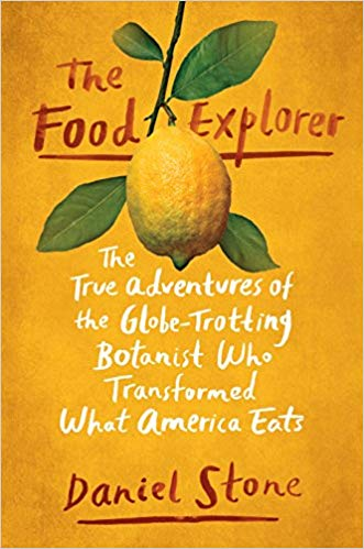 Daniel Stone – The Food Explorer Audiobook
