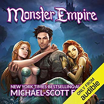 Michael-Scott Earle – Monster Empire Audiobook